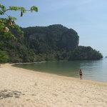 toujours la plage koh yao