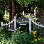 The Reynolds House B & B Sign