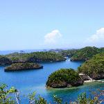360 deg. view of Hundred islands