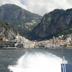 Amalfi from the front