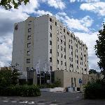 Columbia Hotel Rüsselsheim Foto