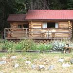 One of their cabins