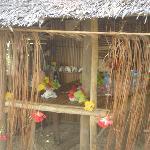 garewa Breakfast hut