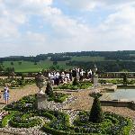 Harewood House Garden Wedding Shoot