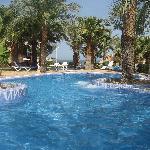 la dernière piscine lagon créé au calme