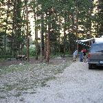 Camp spot #22 - The Second Best spot!