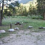 Camp spot #28