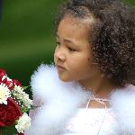 My beautiful daughter (Flower Girl)