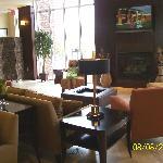 The nice lounge