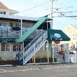 Outside The Tides Motel