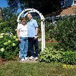 My bride and myself of 40 years