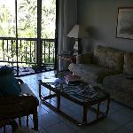 Plantana living room area