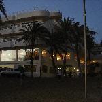 hotel côté plage
