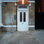 'Haupteingang' des 'Hotels'