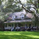 Front of Magnolia Springs