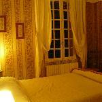 habitación 14, cama