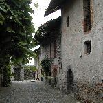 narrow medieval streets