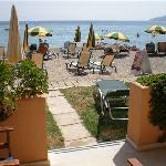 Christina Hotel Corfu Greece Foto