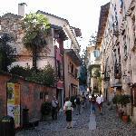 streets of Orta San Giulio