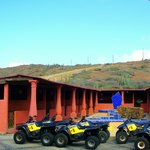 ATVs at Rancho Daimari