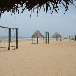 Golden Sun private beach pic2