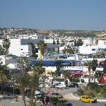 Old Hammamet - view from the fort