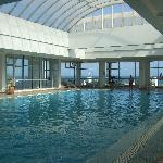 Indoor swimming view check out the views