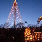 Lights at Liseberg