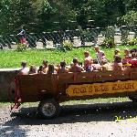 water wagon ride