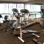 The Well Outfitted Workout Room