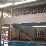 piscina interna Palace Hotel Meggiorato