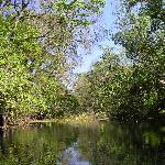 Canoeing in February
