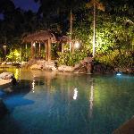 swimming pool at Planation
