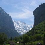 The Jungfrau Range