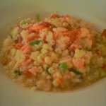 lobster risotto @ sage
