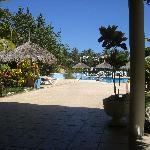 große poolanlage