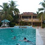kleinere poolanlage