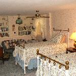 The room in the basement (cellar)