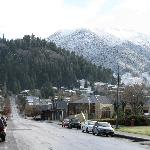 Hanmer Springs Township - very pretty!!