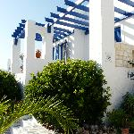 Aspasia-Maria- hotel's detail