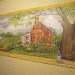 More Hallway Murals