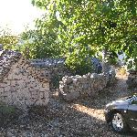 Typical local ruins