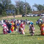 Some of the boys in the PowWow