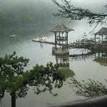 Mohonk on a rainy day