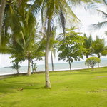 Beachside Park in Puntarenas (City)