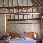 Overwater Suite Bedroom