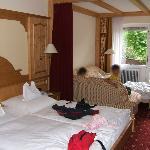 Our Alpenrose Room