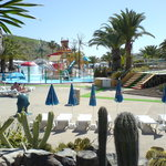 Aqualand Childrens area