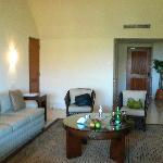 Living Room- Oasis Suite