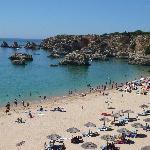 Praia da Vau beach